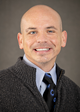 Portrait image of Darrel Kirby, the co-owner and co-founder of Thrive Behavioral Health